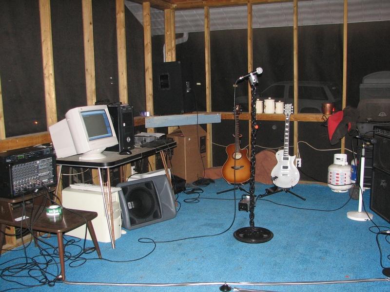 The setup 2
